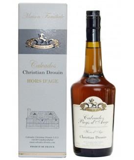 Calvados Christian Drouin Hors D'Age