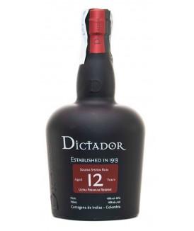 Ron Dictador 12 Años