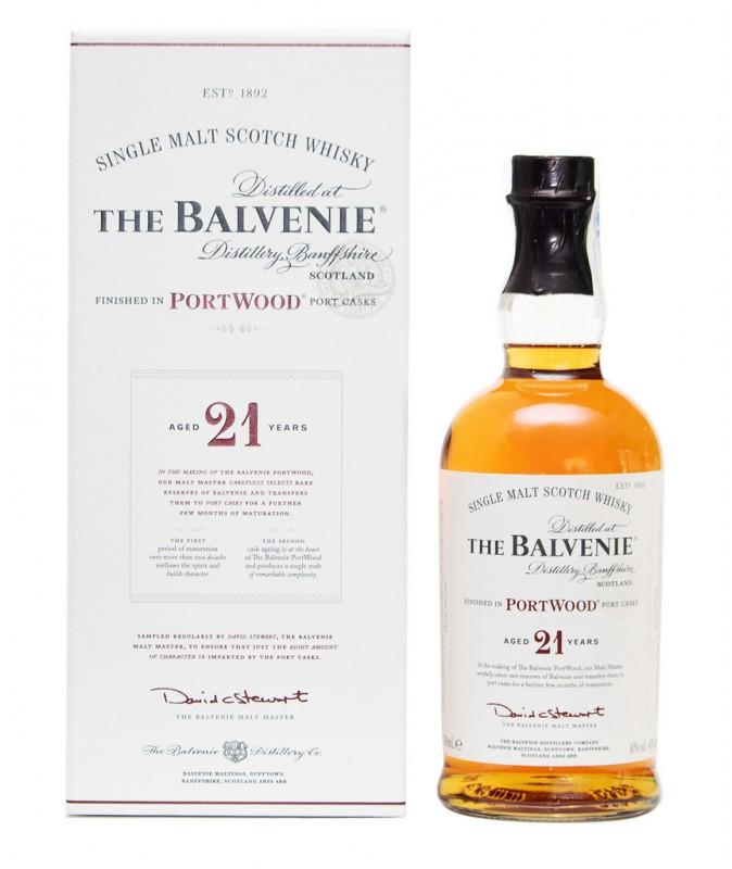 Balvenie 21 Años