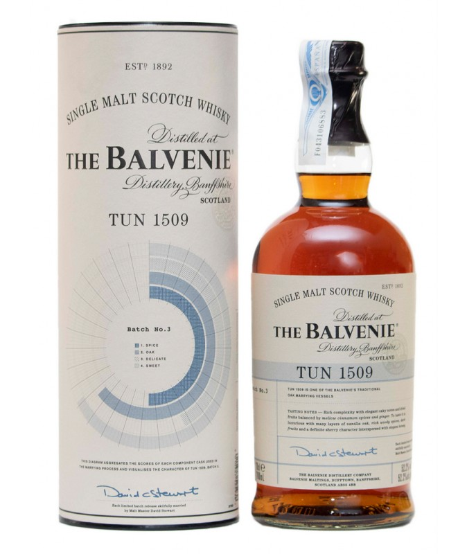 Balvenie Tun 1509 Batch Nº3