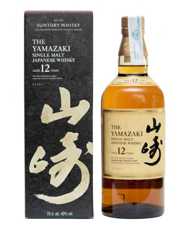 The Yamazaki 12 Años