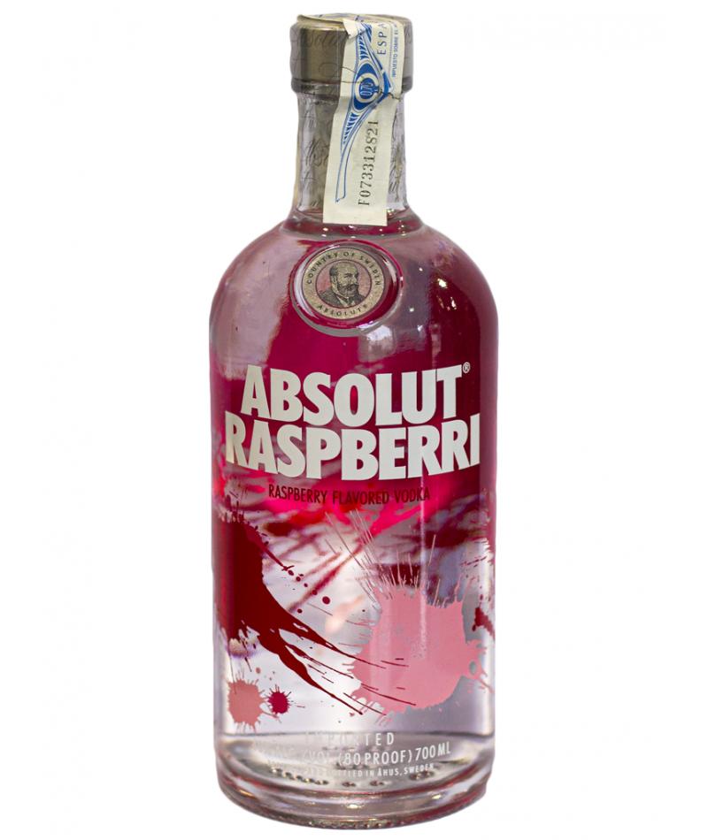 Absolut  Rasberri Vodka