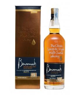 Benromach 15 Años