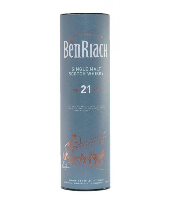 Benriach 21 Años
