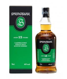 Springbank 15 Años