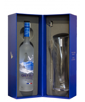 Grey Goose Vodka Set de Coctelería