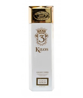 Vodka 3 Kilos Coco