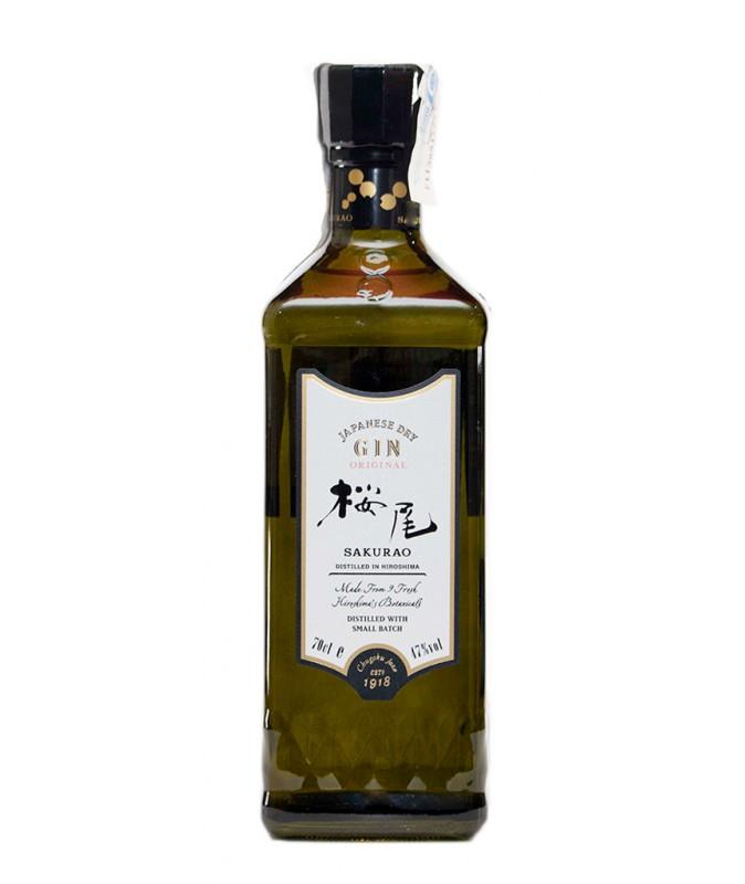 Sakurao Dry Original Gin
