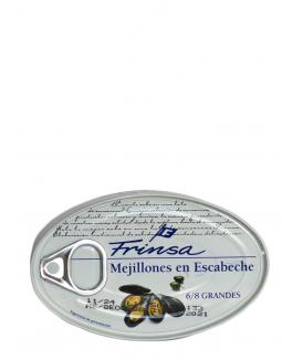 Mejillones en Escabeche Frinsa